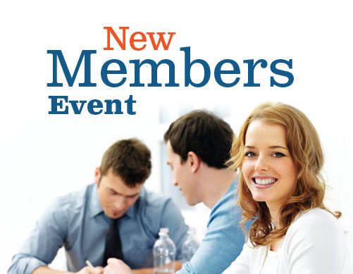 Our Annual New Members Event